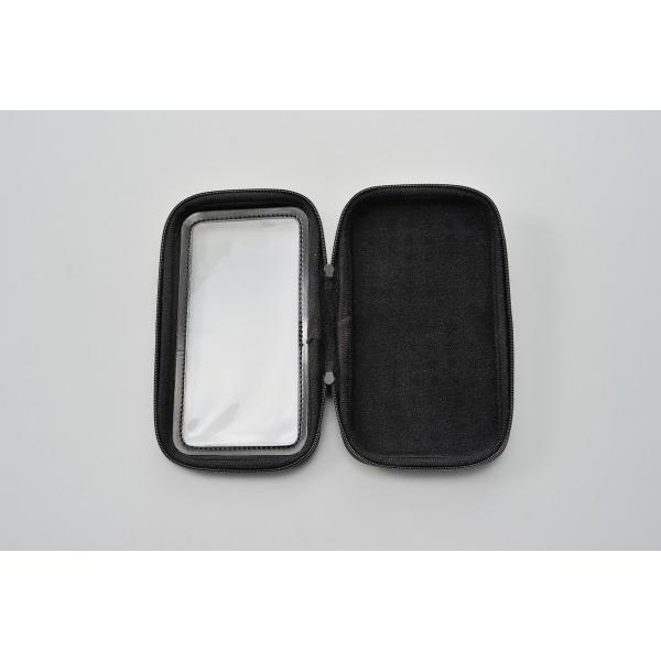 バイク用スマートフォンケース XLサイズ リジット式(ボルト留めタイプ) DAYTONA(デイトナ) zerocustom 03