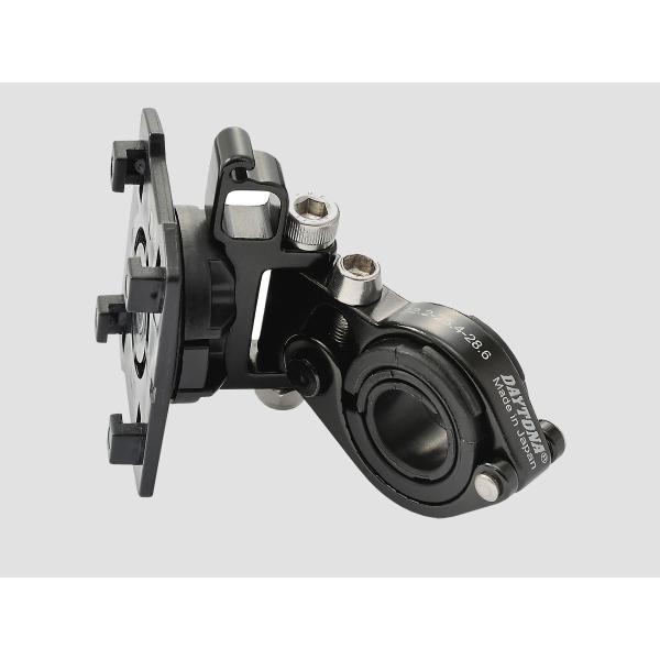 バイク用スマートフォンケース XLサイズ リジット式(ボルト留めタイプ) DAYTONA(デイトナ) zerocustom 05