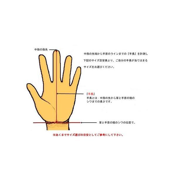 BPS 3シーズングローブ オレンジアイボリー Lサイズ JRP(JRプロダクツ)|zerocustom|03