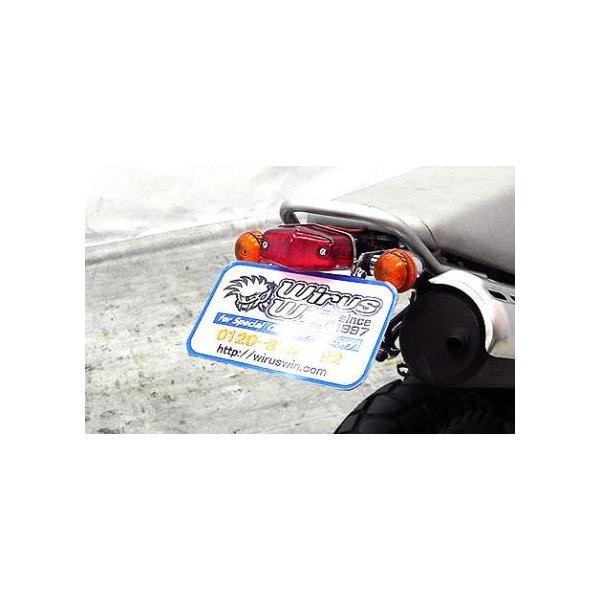 トリッカー(TRICKER)DG16J・DG10J フェンダーレスキット ルーカステールランプ付属 ウイルズウィン(WirusWin)|zerocustom