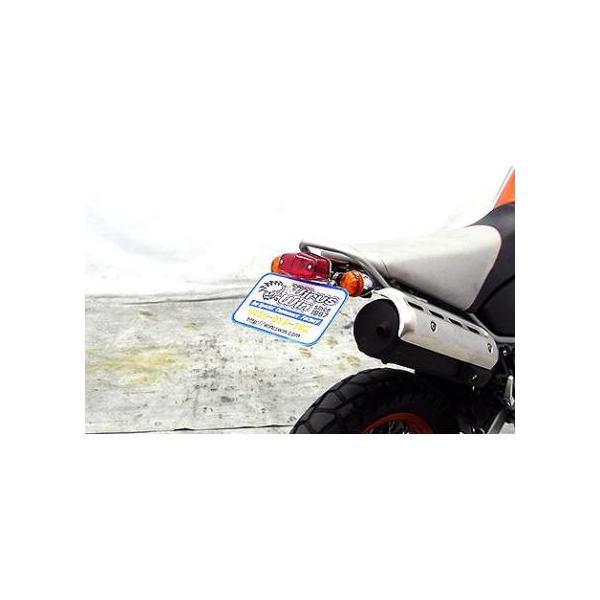 トリッカー(TRICKER)DG16J・DG10J フェンダーレスキット ルーカステールランプ付属 ウイルズウィン(WirusWin)|zerocustom|02