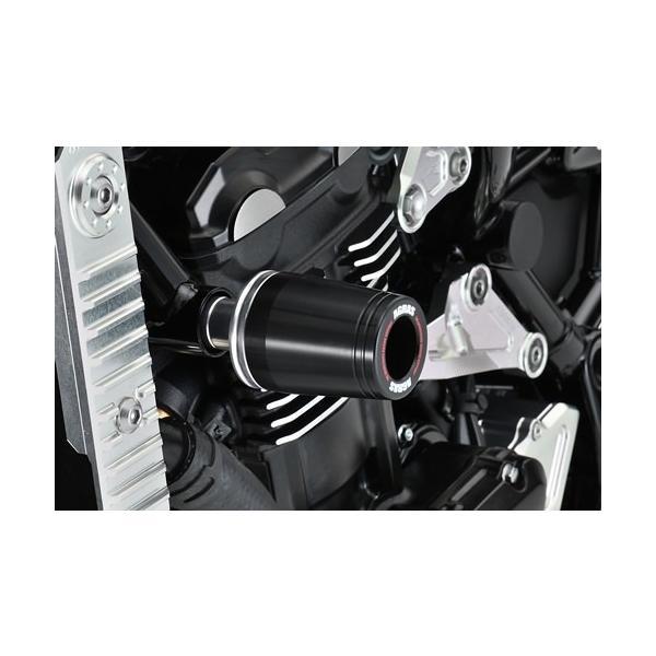 2018 Kawasaki Z900RS Engine Slider Duracon Black
