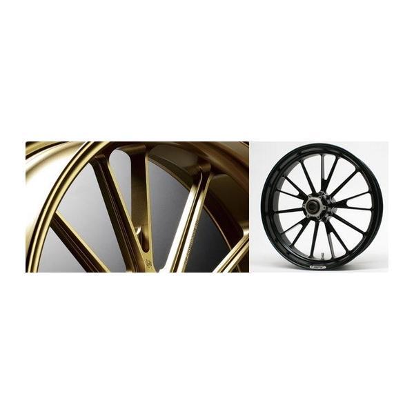 KTM RC390(14〜15年) Type-S アルミニウム鍛造ホイール ゴールド 4.00-17 リア用 GALE SPEED(ゲイルスピード)|zerocustom|02
