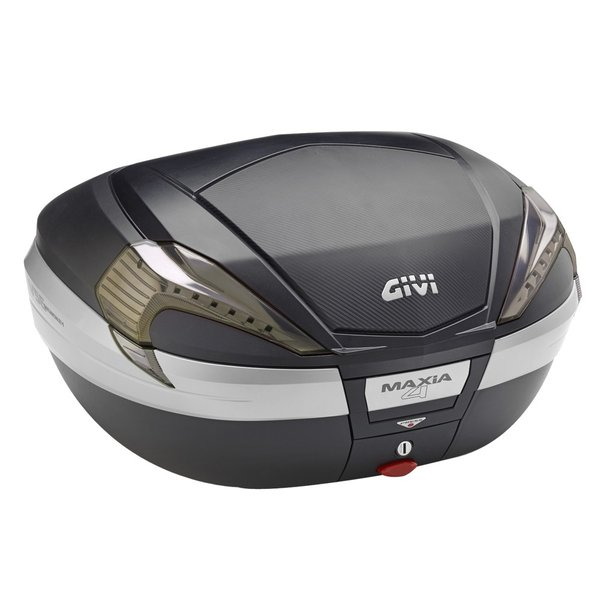 【セール特価】モノキーケース V56NNT TECH 無塗装ブラック/カーボン GIVI(ジビ)|zerocustom