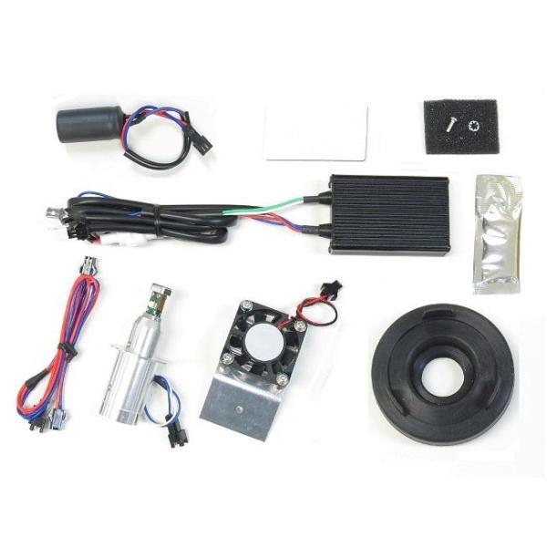 BMW S1000RR(15〜16年) LEDヘッドライトバルブKIT H7 6000k 20w(Loビーム側用) PROTEC(プロテック)|zerocustom