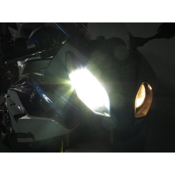 BMW S1000RR(15〜16年) LEDヘッドライトバルブKIT H7 6000k 20w(Loビーム側用) PROTEC(プロテック)|zerocustom|02
