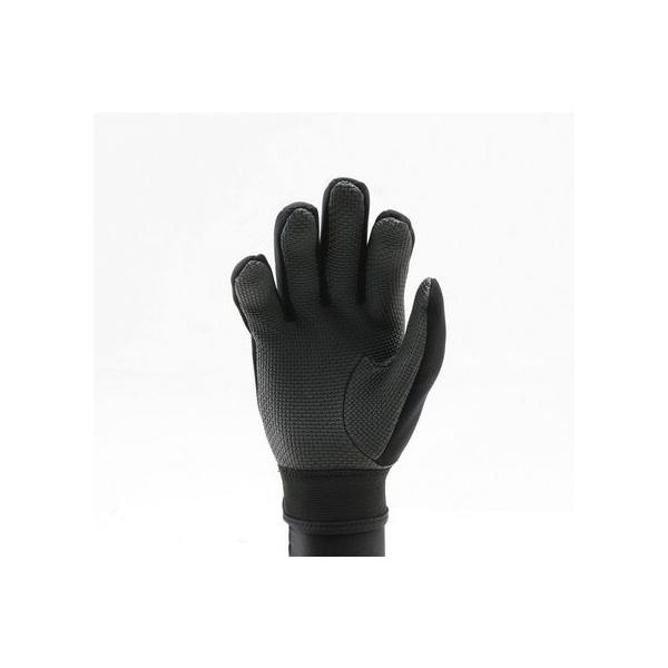 【セール特価】RIDEMITT(ライドミット)001 ネオプレングローブ シャークスキン ブラック Sサイズ DAYTONA(デイトナ) zerocustom 02