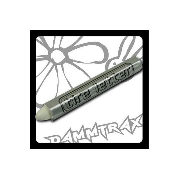 TIRE LETTER タイヤレター(タイヤ専用マーカー ホワイト) GOODS(モーターガレージグッズ)