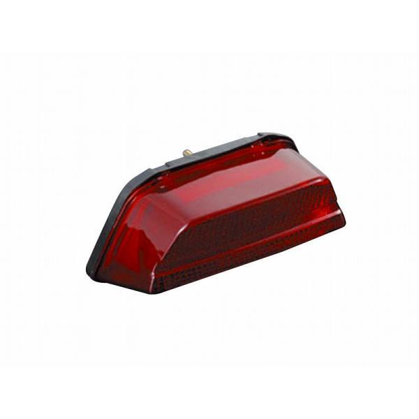 ZRX400 LEDテールランプユニット レッド POSH(ポッシュ)