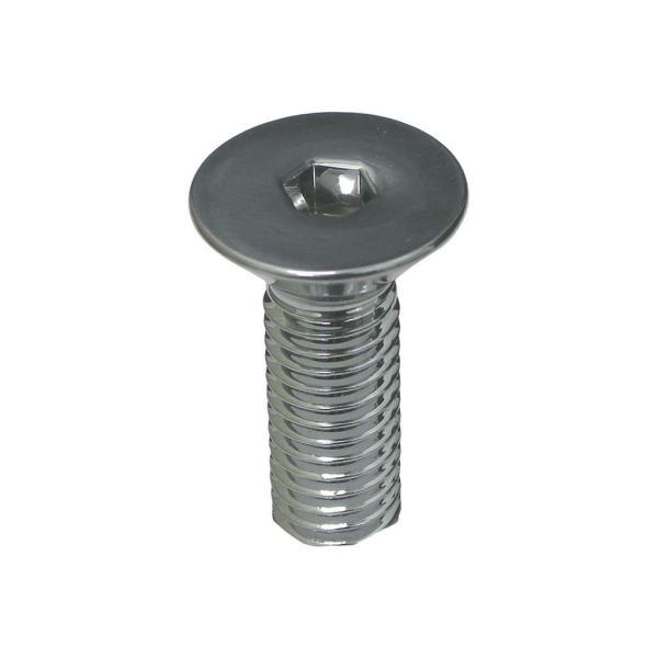 フラットヘッドボルト 1/4-20×3/4in ショウクローム NEO FACTORY(ネオファクトリー)