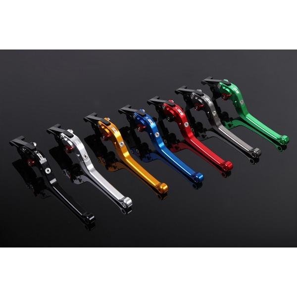 KTM 125DUKE 可倒式アジャストレバーセット 3D レバー:チタン  SSK(エスエスケー)|zerocustom|06