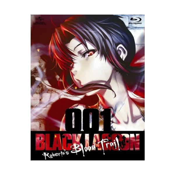 OVA BLACK LAGOON Roberta's Blood Trail Blu-ray001(初回限定版)(Blu-ray) 新品|zeropartner
