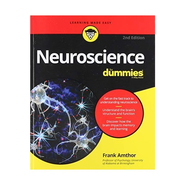 Neuroscience For Dummies 新品 洋書