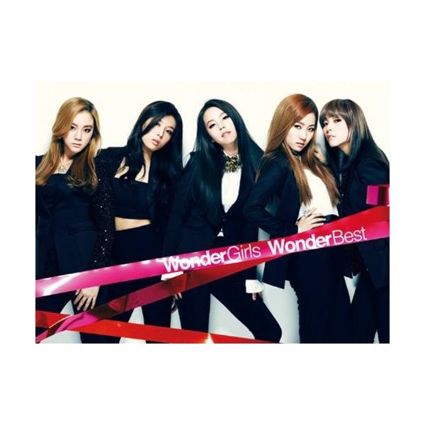 Wonder Best KOREA/U.S.A/JAPAN 2007-2012(初回生産限定盤)(DVD付)|zeropartner