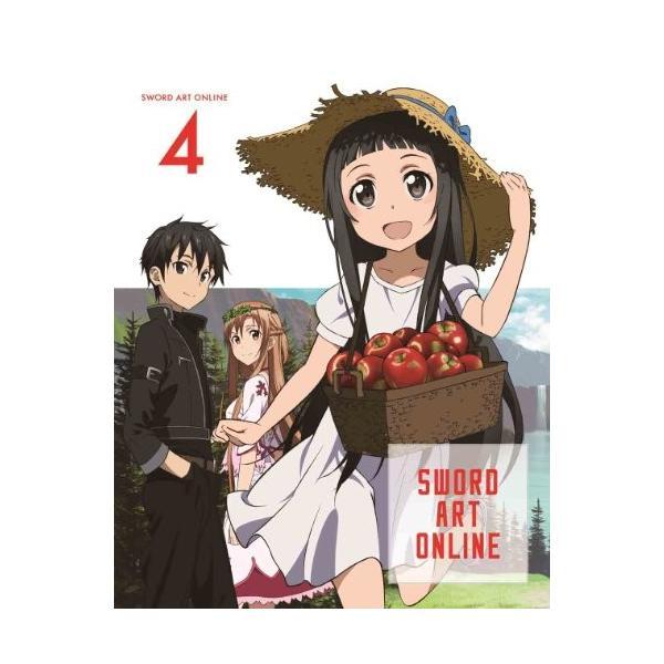 ソードアート・オンライン 4(完全生産限定版) (DVD) 新品|zeropartner