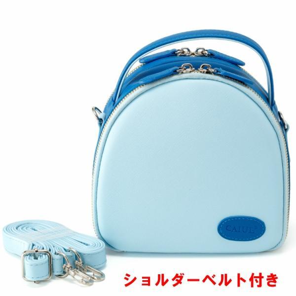 FUJIFILM 富士フイルム インスタント カメラ チェキ instax mini 8 mini8+ mini9 mini9+ 用 カメラケース ブルー