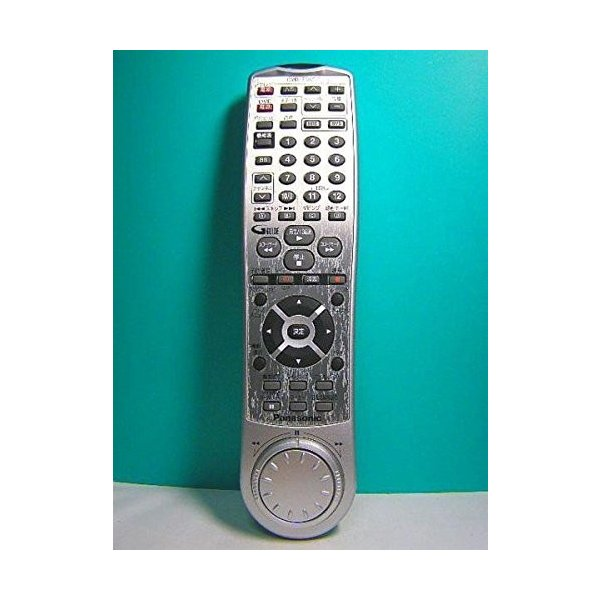 パナソニック DVD テレビリモコン N2QAKB000047 中古