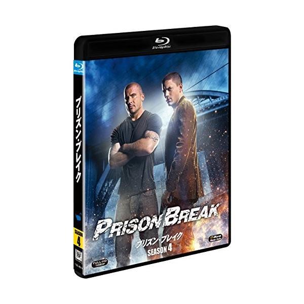 プリズン・ブレイク シーズン4(SEASONS ブルーレイ・ボックス) (Blu-ray)|zerothree