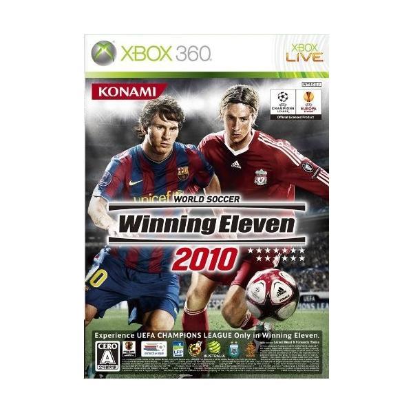 ワールドサッカーウイニングイレブン 2010 - Xbox360|zerothree