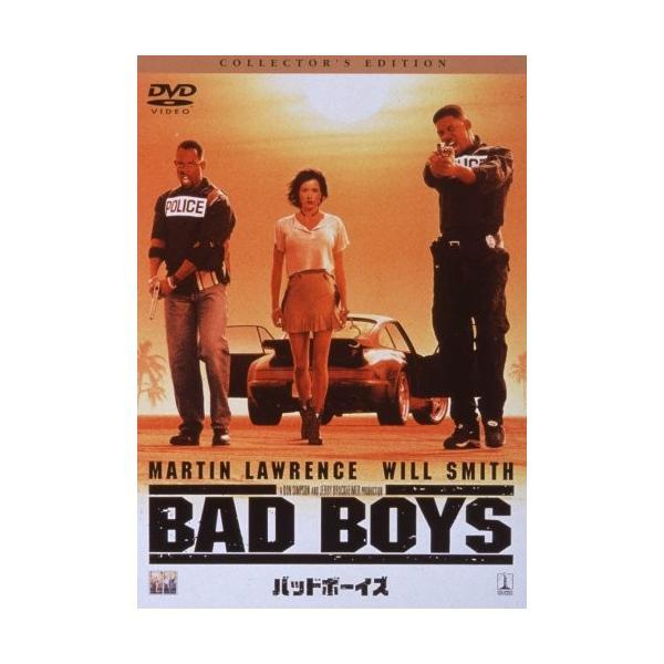 バッドボーイズ コレクターズ・エディション (DVD) zerothree