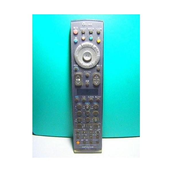 日立 テレビリモコン C-RL6 中古