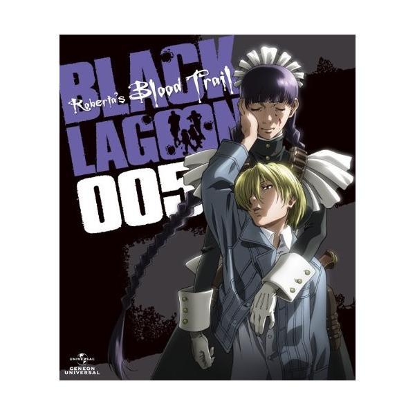 OVA BLACK LAGOON Roberta's Blood Trail Blu-ray 005|zerothree