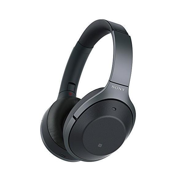 ソニー SONY ワイヤレスノイズキャンセリングヘッドホン WH-1000XM2 : Bluetooth/ハイレゾ対応 マイク付き ブラック 中古|zerothree