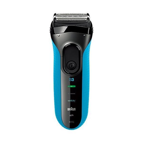 ブラウン シリーズ3 メンズ電気シェーバー  3枚刃 3010s お風呂剃り可|zerothree