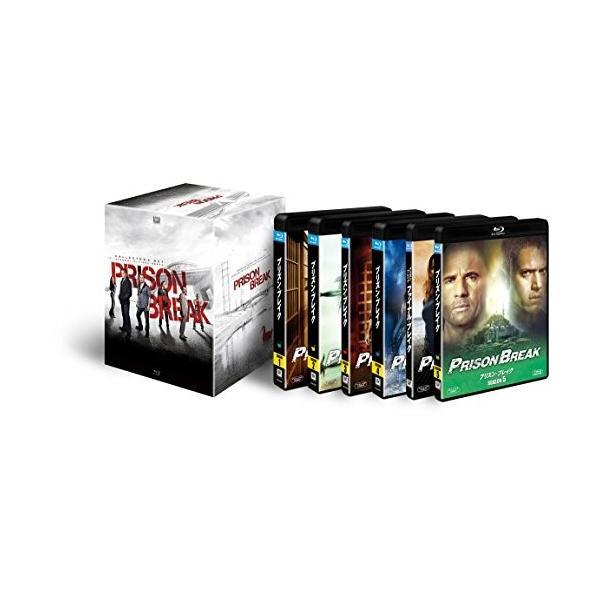 プリズン・ブレイク コンプリート ブルーレイBOX(「プリズン・ブレイク シーズン5」付) (Blu-ray) 新品 zerotwo-men