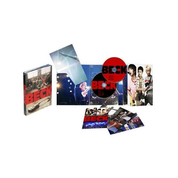 「BECK」 豪華版 (初回生産限定) 2枚組(本編DVD+特典DVD) 新品|zerotwo-men