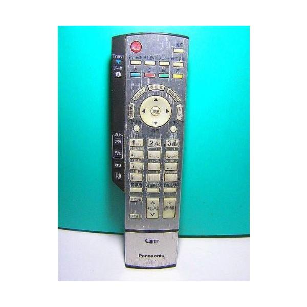 パナソニック テレビリモコン EUR7629Z1A 中古