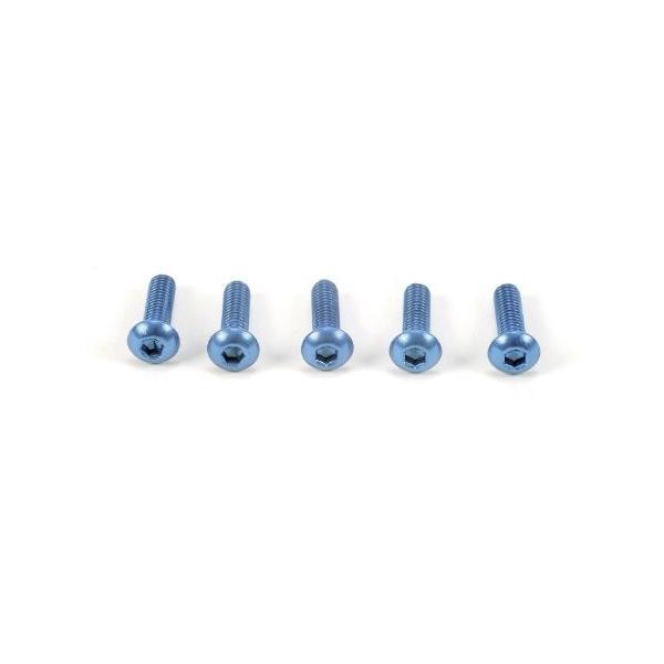タミヤ HOP-UP OPTIONS OP-767 3x10 6角ボタンヘッドビス ブルー/5 新品商品