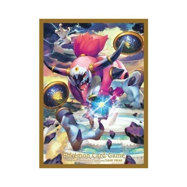 ポケモンカードゲーム デッキシールド ときはなたれしフーパ