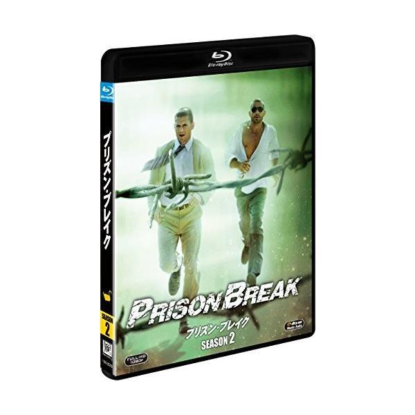 プリズン・ブレイク シーズン2(SEASONS ブルーレイ・ボックス) (Blu-ray) 新品 zerotwo-men