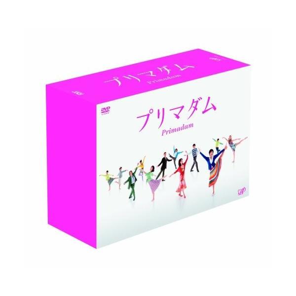 プリマダム DVD-BOX 新品 zerotwo-men