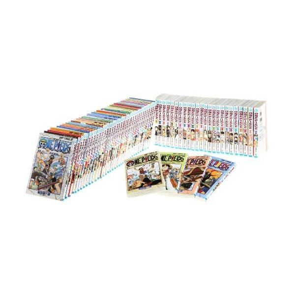 ONE PIECE (ワンピース) コミック 1-68巻 セット (ジャンプコミックス) 古本 古書|zerotwo-men
