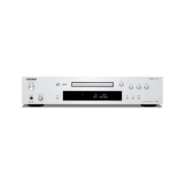 ONKYOC-7030CDプレーヤーシルバーC-7030(S)中古商品アウトレット