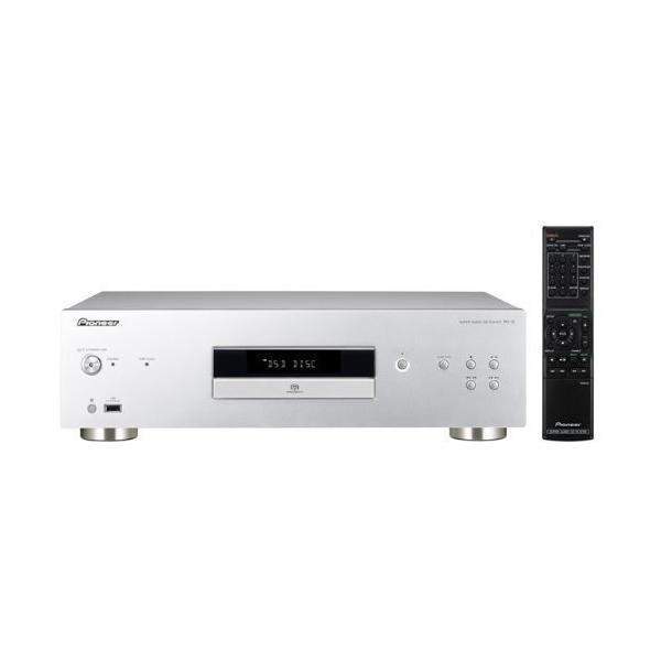 PioneerCD/SACDプレーヤーハイレゾ音源対応PD-10中古商品アウトレット