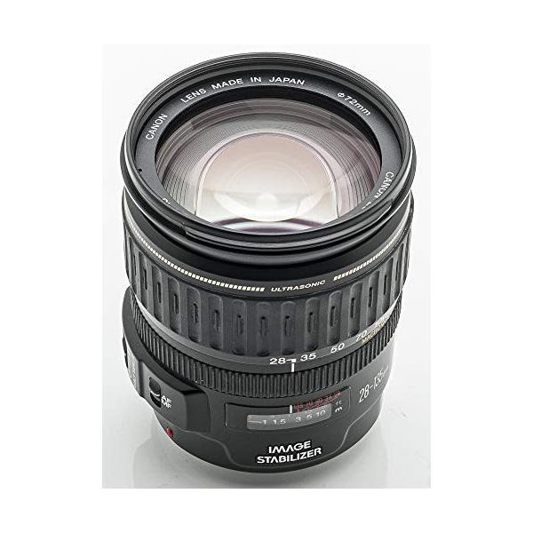 Canon 標準ズームレンズ EF28-135mm F3.5-5.6 IS USM フルサイズ対応 中古品 アウトレット