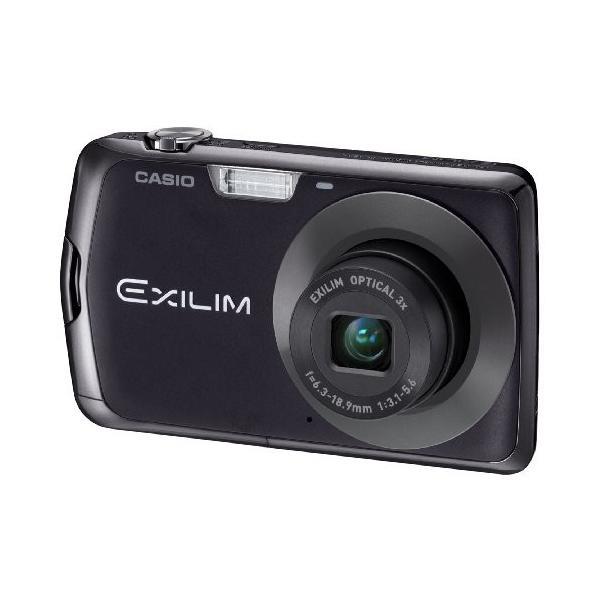 CASIO デジタルカメラ EXILIM EX-Z330 ブラック EX-Z330BK 中古品 アウトレット