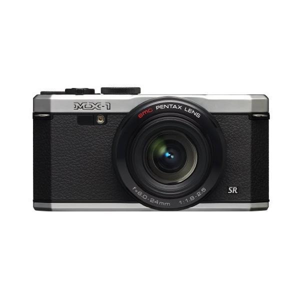 RICOH PENTAX デジタルカメラ PENTAX MX-1 クラシックシルバー 1/1.7インチ大型CMOSセンサー F1.8大口径レンズ PENTAX MX-1 SL 12634 中古品 アウトレット
