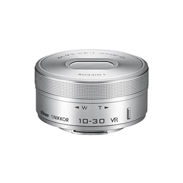 Nikon 標準ズームレンズ1 NIKKOR VR 10-30mm f/3.5-5.6 PD-ZOOM シルバー 中古品 アウトレット