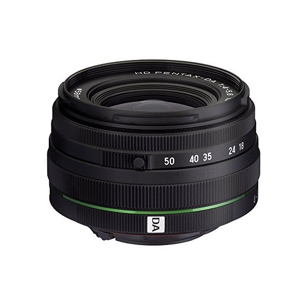 PENTAX 標準ズームレンズ HD PENTAX-DA18-50mm 4-5.6 DC WR RE 21357 中古商品