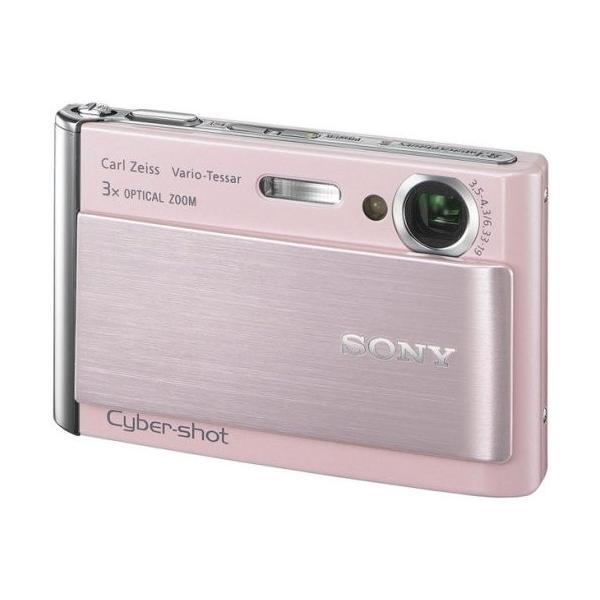 ソニー SONY デジタルカメラ サイバーショット T70 ピンク DSC-T70-P 中古商品|zerotwo