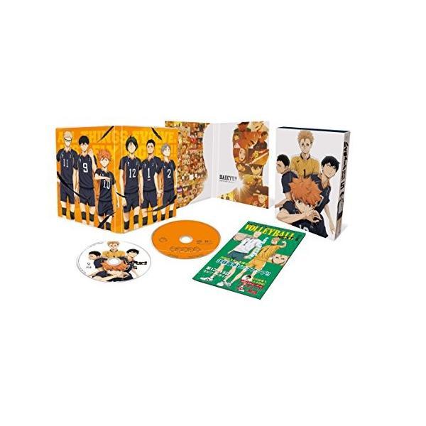ハイキュー!!セカンドシーズン Vol.5 (初回生産限定版) (DVD)|zerotwo