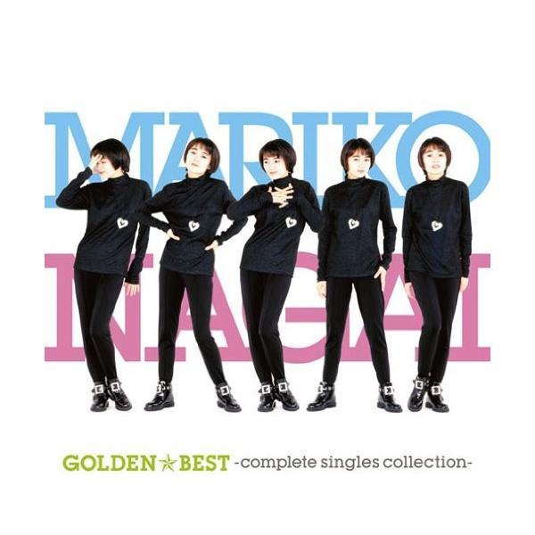 GOLDEN BEST永井真理子〜CompleteSinglesCollection〜