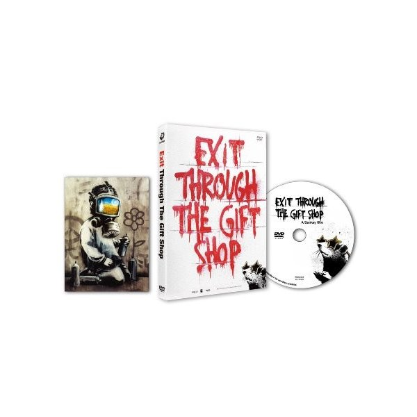 イグジット・スルー・ザ・ギフトショップ (DVD)|zerotwo