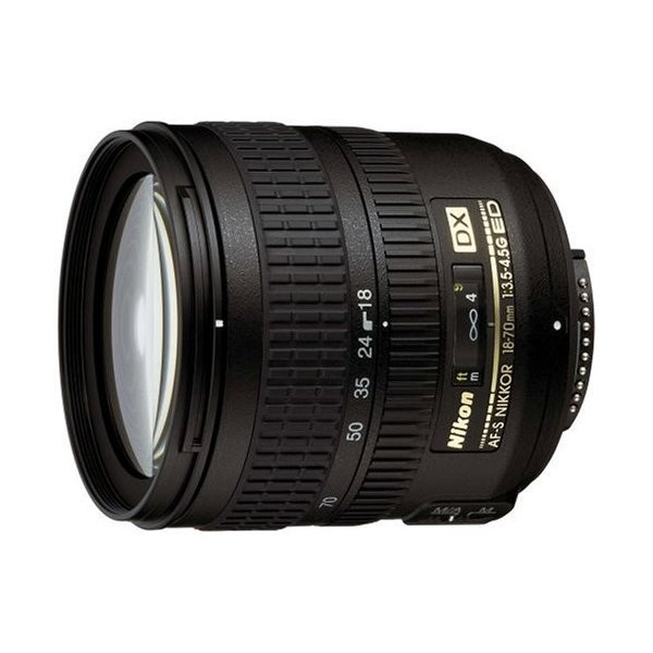 Nikon AF-S DX Zoom Nikkor ED 18-70mm F3.5-4.5G (IF) ニコンDXフォーマット専用 中古商品