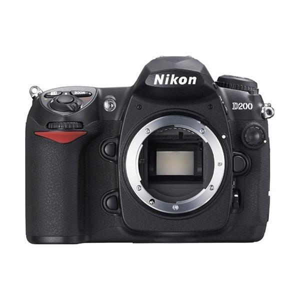 Nikon デジタル一眼レフカメラ D200 ボディ本体 中古商品