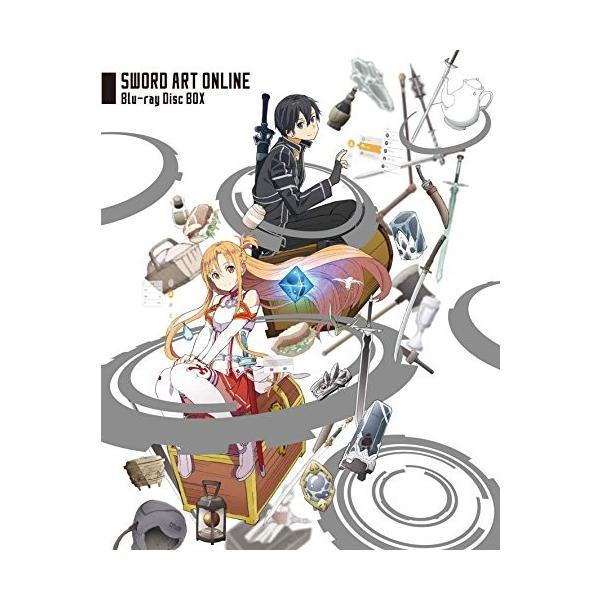 ソードアート・オンライン Blu-ray Disc BOX(完全生産限定版)|zerotwo